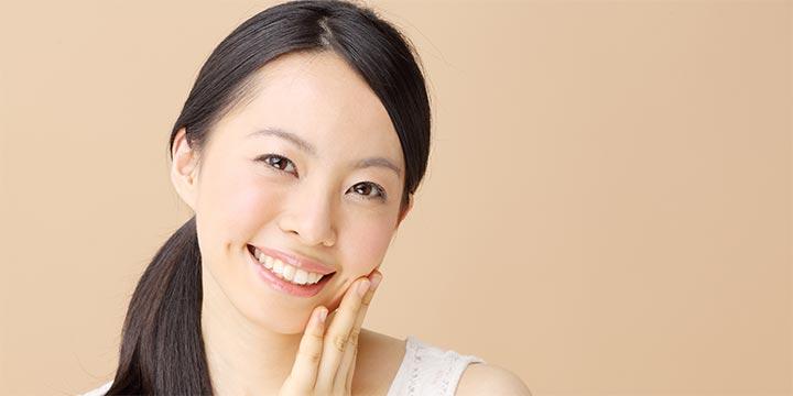 口や顔の美しさを整える歯科治療