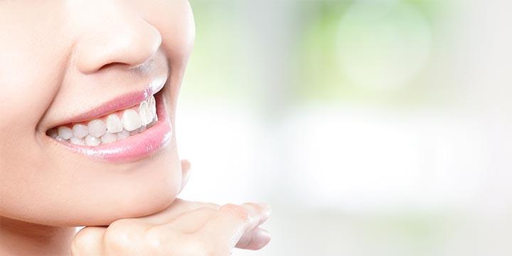 歯を白く、美しく